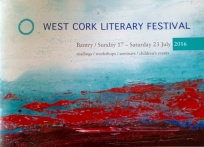 West Cork Lit Fest 2016 schedule